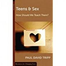 Teens & Sex- How Should We Teach Them