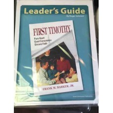 First Timothy- Leader's Guide