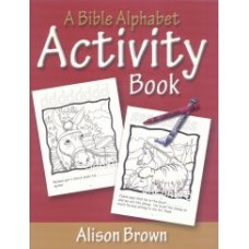 A Bible Alphabet - Activity Book