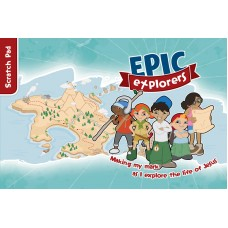 Epic Explorers Scratch Pad
