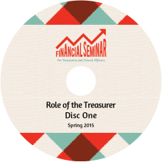 Financial Seminar 2015 DVD 1: Role of the Treasurer