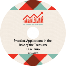 Financial Seminar 2015 DVD 2: Practical Applications in the Role of the Treasurer