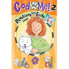 God & Me Girls Devotions Ages 6 - 9