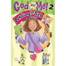 God & Me Girls Devotions Ages 10 - 12