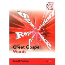 Great Gospel Words