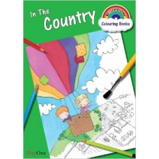 In the Country Coloring Book