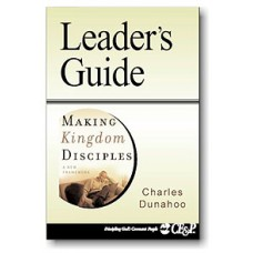 Making Kingdom Disciples: Leader's Guide