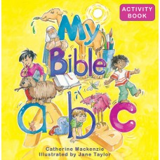 My Bible ABC Activity Book