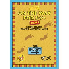 On the Way for 3-9 year olds - Book 1