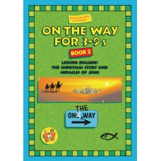 On the Way for 3-9 year olds - Book 2