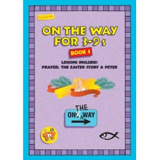 On the Way for 3-9 year olds - Book 3