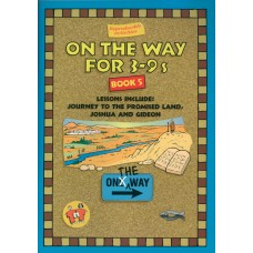 On the Way for 3-9 year olds - Book 5