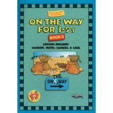 On the Way for 3-9 year olds - Book 6