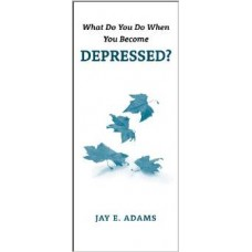 """What Do You Do When You Become Depressed?"" Brochure"